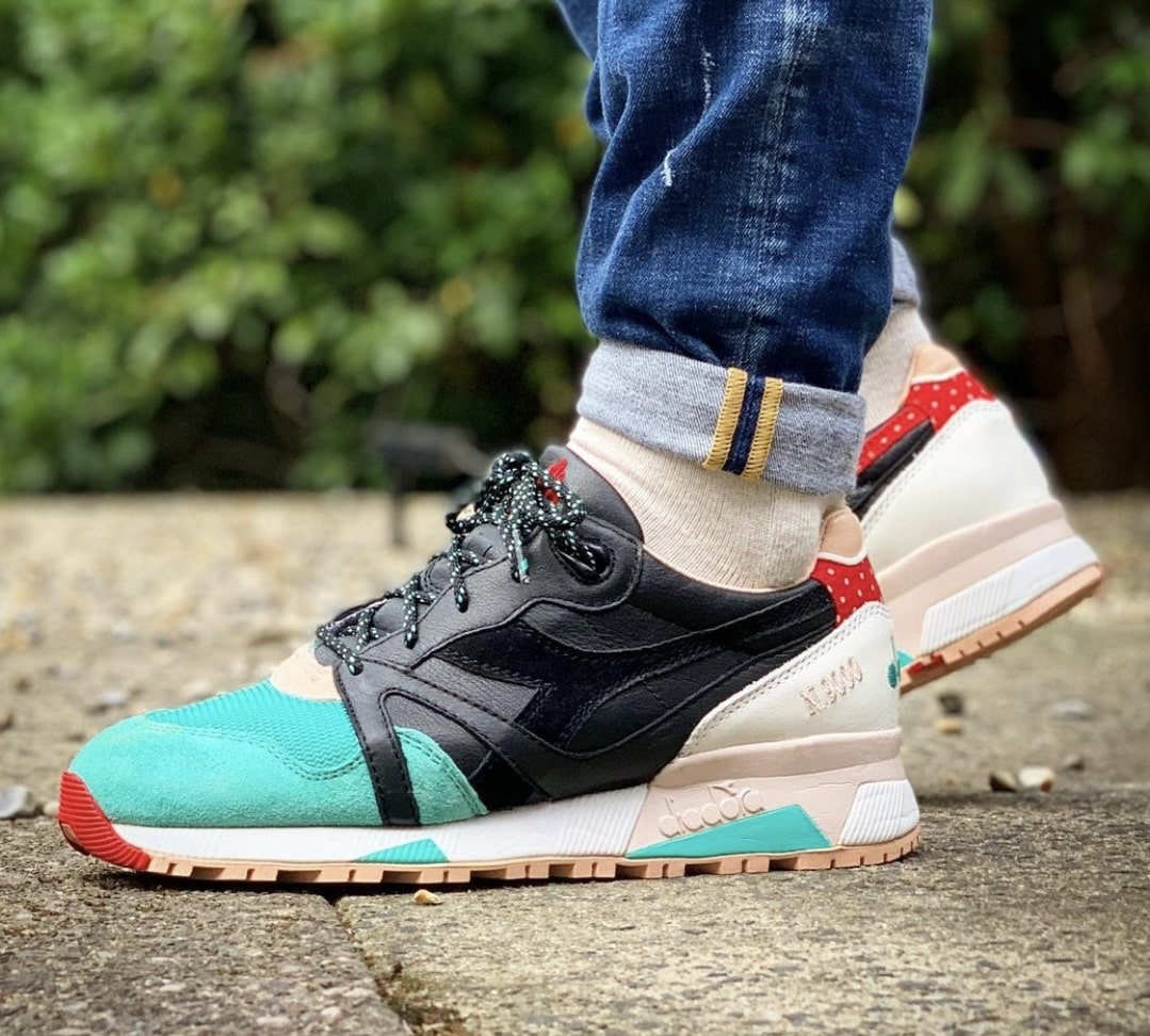 Diadora sneakers - @sjwsneakers Sneakerplaats interview