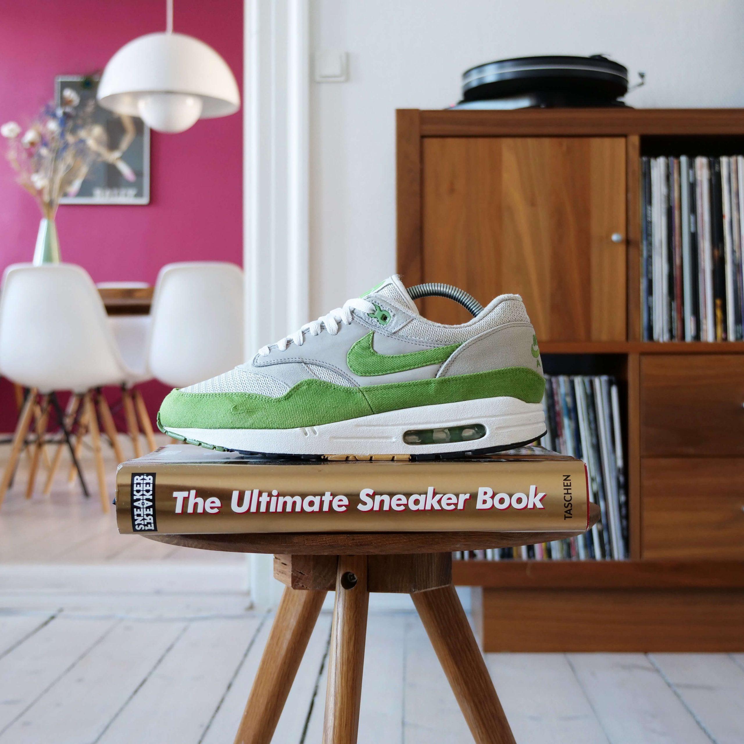 Busterhede - Patta x Nike Air Max 1 Chlorophyll - sneakerfreak Sneakerplaats interview