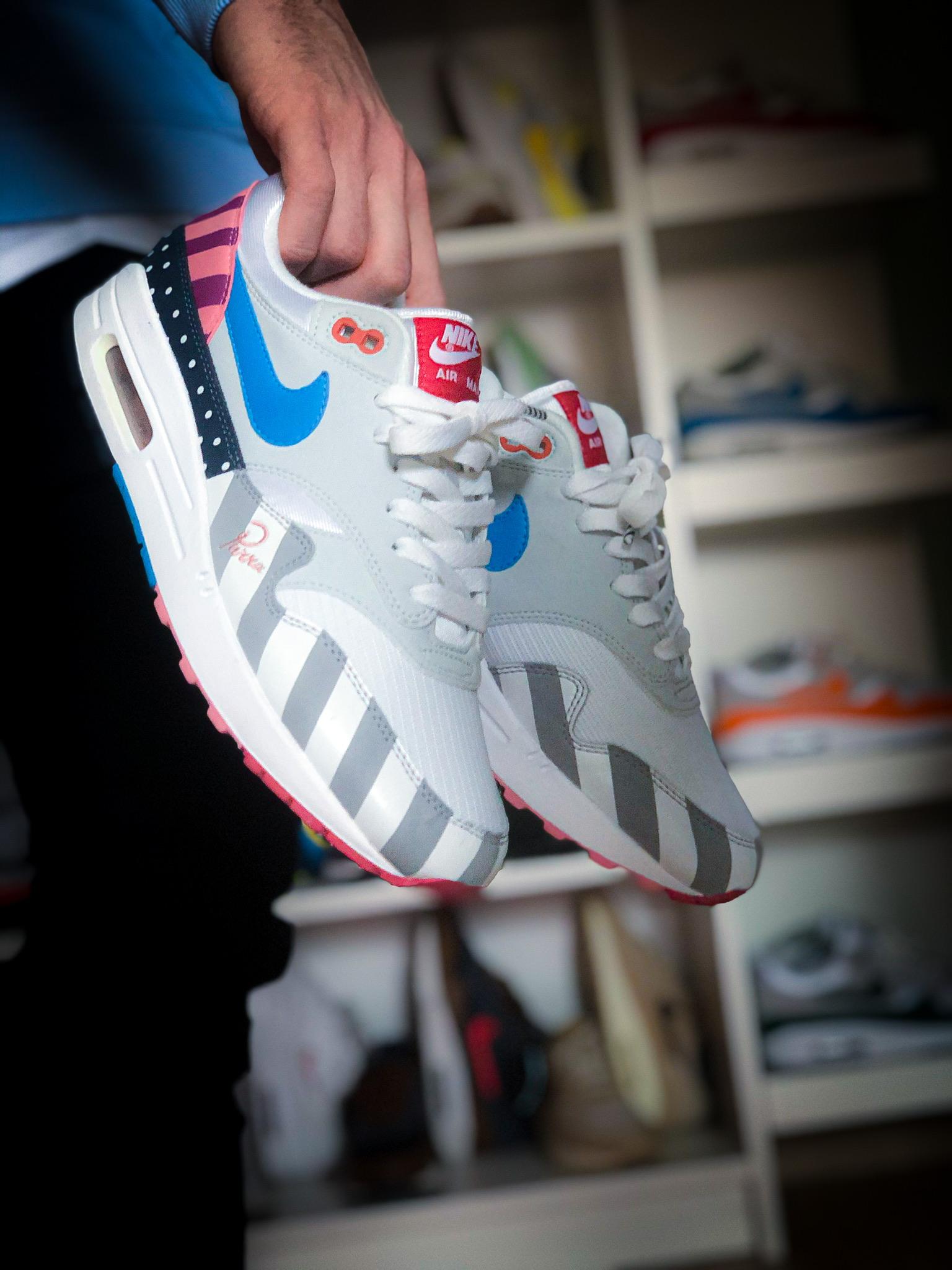 Patta x Parra Nike Air Max 1