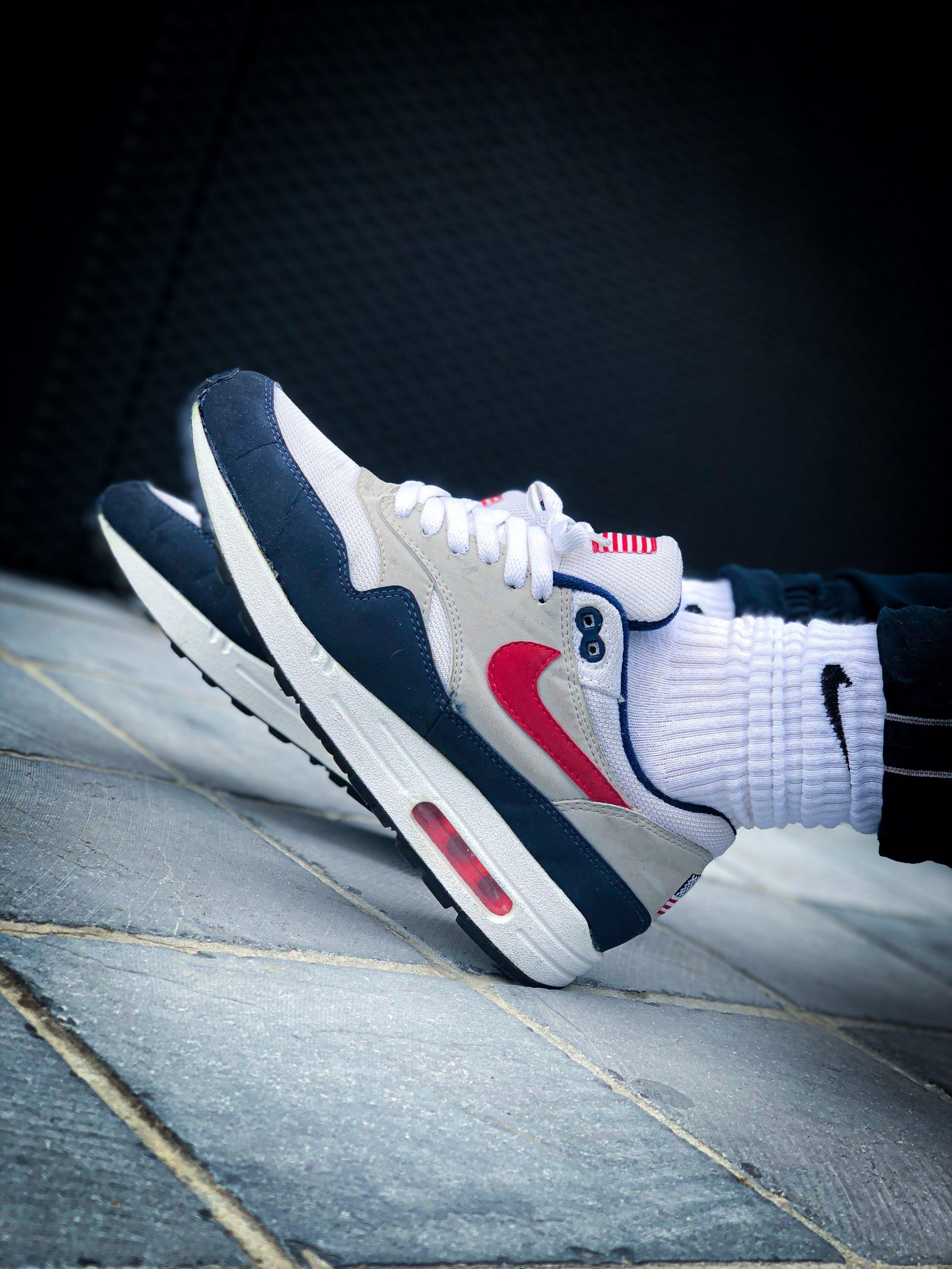 Nike Air Max 1 Patriots