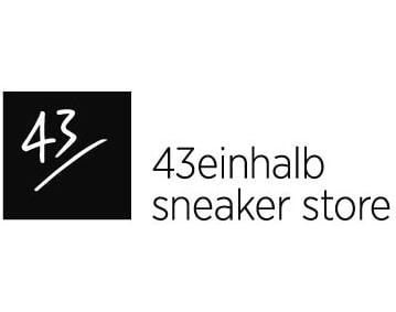 43einhalb - Sneakerplaats partner
